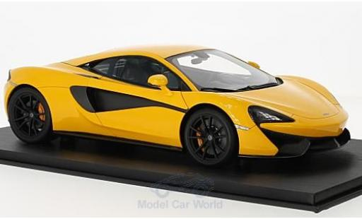 McLaren 570 1/18 Top Speed S metallise orange miniature