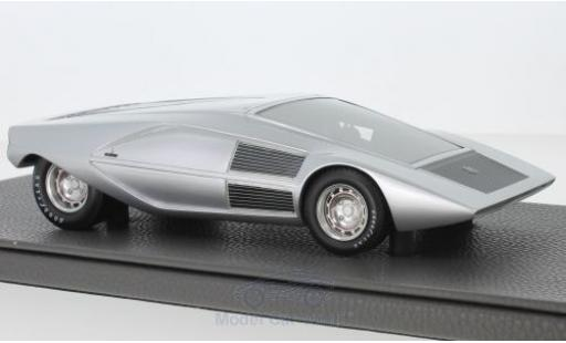 Lancia Stratos 1/18 Topmarques Collectibles Zero Concept grey 1970 diecast model cars