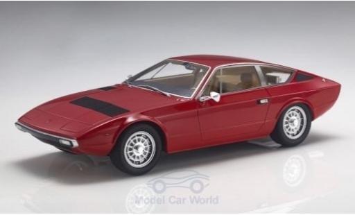 Maserati Khamsin 1/18 Topmarques Collectibles rouge 1976 miniature