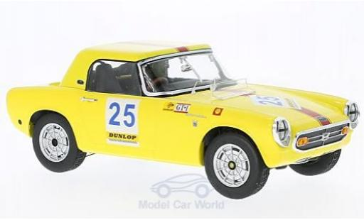 Honda S800 1/18 Triple 9 Collection 1966 Racing Version #25 miniature