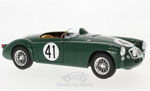 MG A 1/18 Triple 9 Collection EX182 RHD No.41 Cars Ltd. 24h Le Mans 1955 J.Lockett/K.Miles miniature