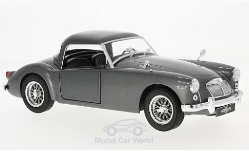 MG A 1/18 Triple 9 Collection MKI 1500 metallise grise 1957 miniature