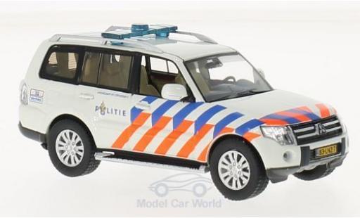 Mitsubishi Pajero 1/43 Triple 9 Collection Politie (NL) 2013 miniature
