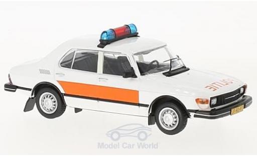 Saab 99 1/43 Triple 9 Collection Gemeente Politie Culemborg (NL) 1983 miniature