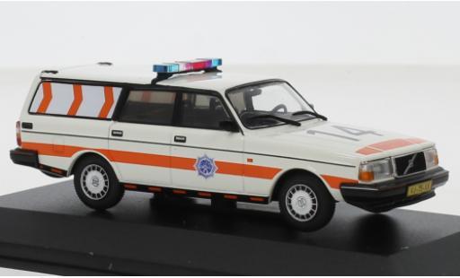 Volvo 245 1/43 Triple 9 Collection Rijkspolitie police (NL)