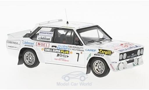 Fiat 131 Abarth 1/43 Trofeu No.7 Rallye WM Rally Codasur 1980 C.Reutemann/M.Perissutti miniature