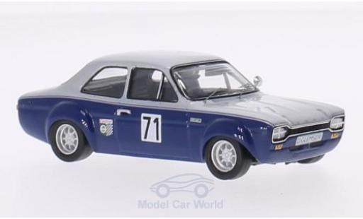 Ford Escort 1/43 Trofeu 1600 TC No.71 DRM 1969 D.Glemser miniature