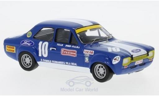 Ford Escort 1/43 Trofeu MK I TC No.10 Vila Real 1969 A.Peixinho diecast