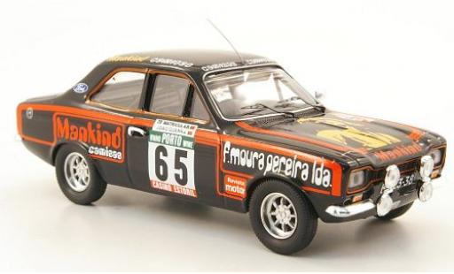 Ford Escort 1/43 Trofeu MkI No.65 Mankind Rallye Portugal 1977 miniature