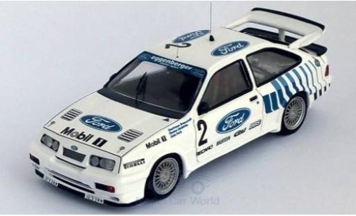 Ford Sierra 1/43 Trofeu RS 500 Cosworth No.2 Eggenberger Mobil 1 24h Nürburgring 1989 G.Brancatelli/T.Lindström/A.Ferte miniature