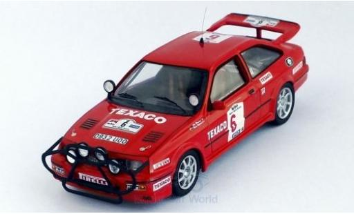 Ford Sierra Cosworth 1/43 Trofeu  Cosworth No.6 Rallye WM Safari Rallye 1987 S.Blomqvist/B.Berglund miniature