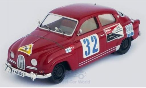 Saab 96 1/43 Trofeu No.32 1000 Lakes Rallye 13 S.Lampinen/J.Ahava miniature