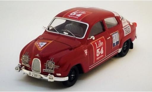 Saab 96 1/43 Trofeu No.54 1000 Lakes Rallye 14 S.Lampinen/J.Ahava miniature