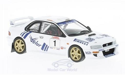 Subaru Impreza 1/43 Trofeu WRC No.1 Rallye Portugal 1999 B.Thiry/S.Prevot miniature
