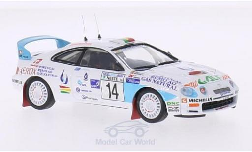 Toyota Celica GT Four 1/43 Trofeu GT Four (ST205) No.14 1000 Lakes Rallye 1996 R.Madeira/N.R.Silva