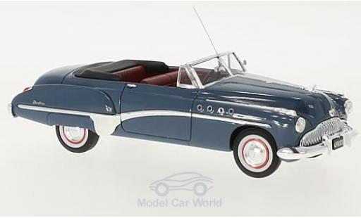 Buick Roadmaster 1/43 TrueScale Miniatures Convertible bleue 1949 miniature