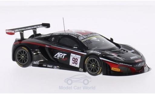 McLaren MP4-12C 1/43 TrueScale Miniatures 12C GT3 No.98 ART Grand Prix 24h Spa 2014 G.Demoustier/N.Lapierre/A.Parente miniature