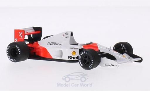 McLaren MP4-12C 1/43 TrueScale Miniatures MP4-6 No.2 -Honda Formel 1 GP Japan 1991 miniature
