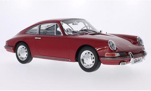 Porsche 911 1/12 TrueScale Miniatures rouge 1964 miniature