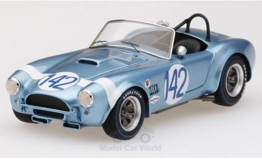 Shelby Cobra 1/43 TrueScale Miniatures No.142 Targa Florio 1964 B.Bondurant/P.Hill miniature