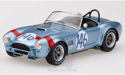 Shelby Cobra 1/43 TrueScale Miniatures No.146 Targa Florio 1964 D.Gurney/J.Grant miniature