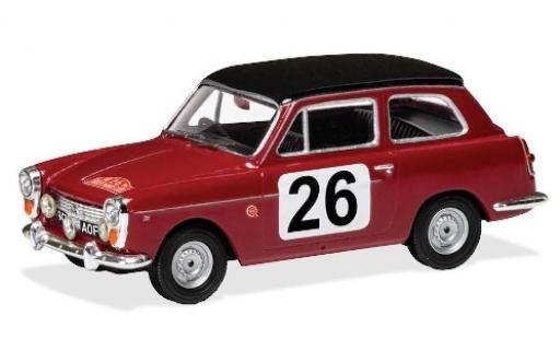 Austin A40 1/43 Vanguards Farina Mk1 RHD No.26 Rally Monte Carlo 1960 P.Moss/A.Wisdom miniature