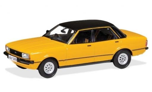 Ford Cortina 1/43 Vanguards MkIV 2.3S orange/noire RHD 1976 miniature