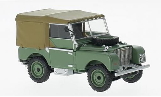 Land Rover Series 1 1/43 Vanguards verte/oliv RHD 1st road registered miniature
