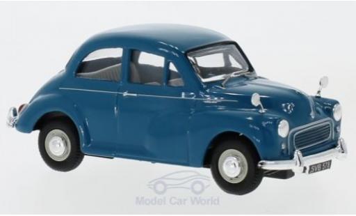 Morris Minor 1/43 Vanguards 1000 turquoise RHD miniature