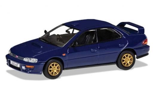 Subaru Impreza 1/43 Vanguards WRX (Type RA) STi V.II Pure Sports Sedan bleue RHD miniature