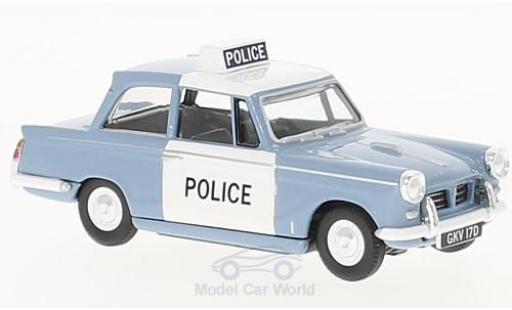 Triumph Herald 1/43 Vanguards 1200 RHD Monmouthshire Constabulary (Police)