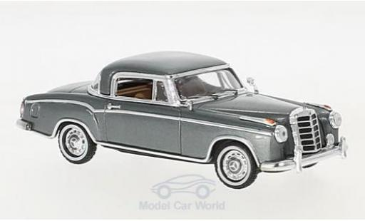 Mercedes 220 SE 1/43 Vitesse SE Coupe metallic-grise 1958 miniature