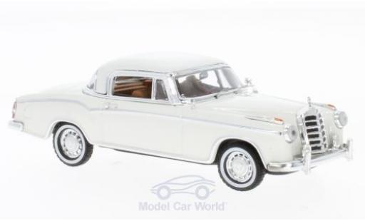 Mercedes 220 SE 1/43 Vitesse SE Coupe blanche 1958 miniature
