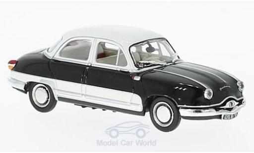 Panhard Dyna 1/43 Vitesse Z12 Grand Standing black/hellbeige 1957 diecast