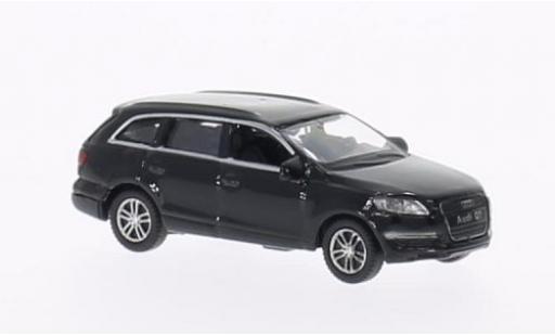 Audi Q7 1/87 Welly noire miniature