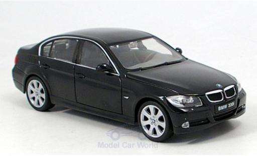 Bmw 330 1/24 Welly BMW i black 2005
