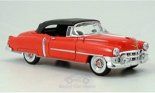 Cadillac Eldorado 1/24 Welly Cabrio mit Softtop rouge ohne Vitrine miniature
