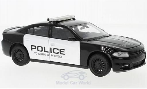 Dodge Charger 1/24 Welly Pursuit 2016 modellautos