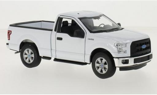 Ford F-1 1/24 Welly 50 blanche 2015