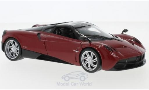 Pagani Huayra 1/24 Welly rouge miniature