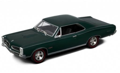 Pontiac GTO 1/18 Welly noire 1966 miniature