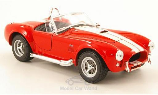 Shelby Cobra 1/24 Welly 427 SC rouge/beige 1965 miniature