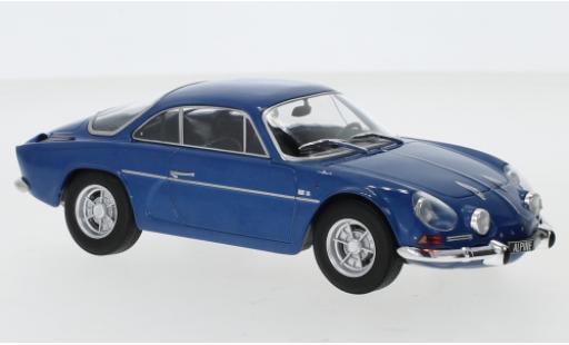 Alpine A110 1/24 WhiteBox Renault 1300 metallise blue 1971 diecast model cars