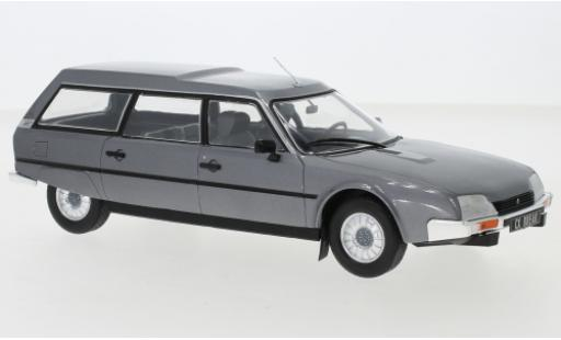 Citroen CX 1/24 WhiteBox Break metallise grise 1981 miniature