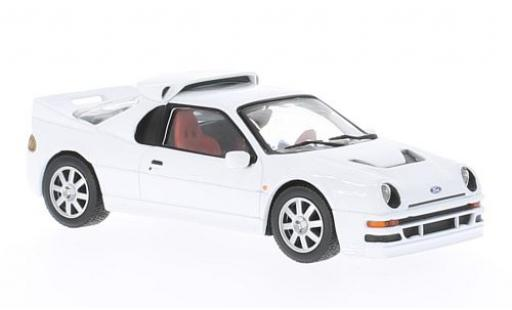 Ford RS 200 1/43 WhiteBox blanche 1983 miniature