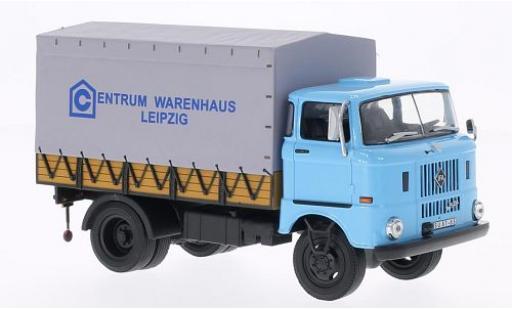 IFA W50L 1/43 WhiteBox Centrum Warenhaus Leipzig 1965 miniature