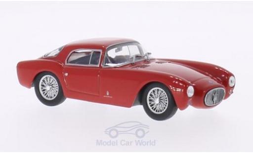 Maserati A6 1/43 WhiteBox GCS Berlinetta Pininfarina rot modellautos