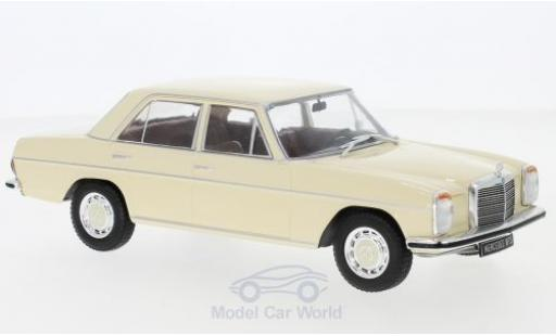 Mercedes 200 1/24 WhiteBox D (W115) beige 1968 diecast model cars