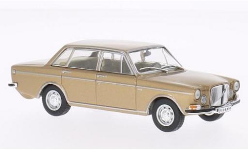 Volvo 164 1/43 WhiteBox gold 1968 miniature