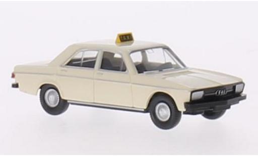 Audi 100 1/87 Wiking Taxi miniature